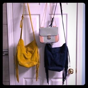 3 purses from Urban outfitters